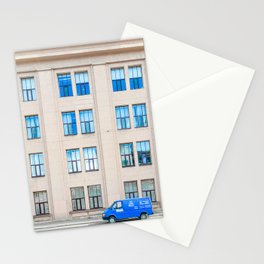 The Blue Stationery Cards