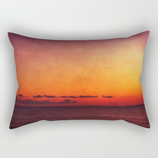 In All My Days, I Still Loved You Rectangular Pillow