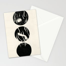 Sinking Ground.  Stationery Cards