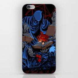 Dungeons, Dice and Dragons - The Dungeon Master iPhone Skin