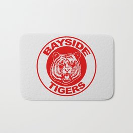 Saved by the bell: Bayside Tigers Bath Mat