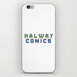 Halway Comics iPhone Skin