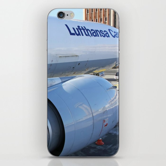 Beauitful McDonnell Douglas MD11 Freighter iPhone Skin by wilco737