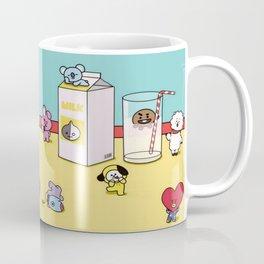 Milk Party Coffee Mug