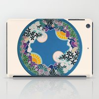 mandala iPad Cases featuring Mandala by Abundance