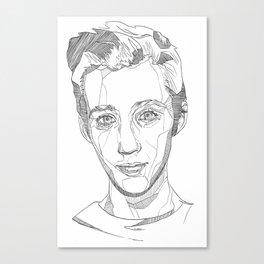 Troye Sivan  Canvas Print