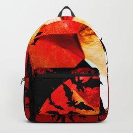 Vampire Cat Backpack