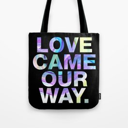 SUNDAYS ARE FOR SOULMATES / Love came our way. Tote Bag
