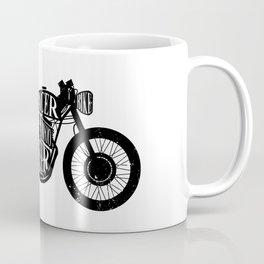 Cafe racer motorcycle Coffee Mug