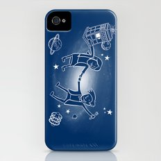 Adventures in Space/Time iPhone (4, 4s) Slim Case