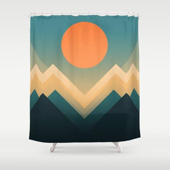 Inca Shower Curtain