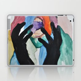 scream my name  Laptop & iPad Skin
