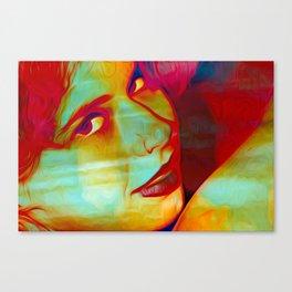 Impish Canvas Print