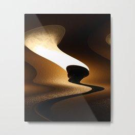 Lamp Swir II Metal Print
