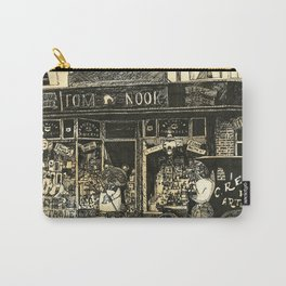 Nook's Grocery and C. Redd's Mobile Art Emporium Carry-All Pouch