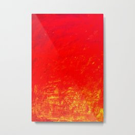 Abstract painting 09 Metal Print