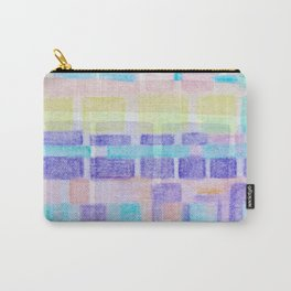 Watercolor pastels Carry-All Pouch