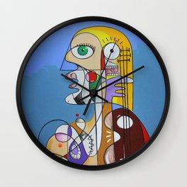 Inside you Wall Clock