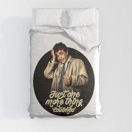 Columbo - TV Shows Comforters