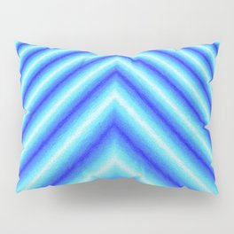 Blue Sabers Pillow Sham