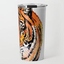 Tiger Painting Travel Mug