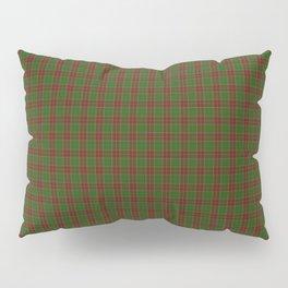 Official Baxter Clan Tartan of 1856 Pillow Sham