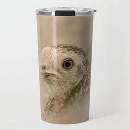 Hen Travel Mug