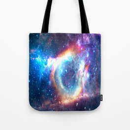Universe - The Beauty Of Big Bang Tote Bag