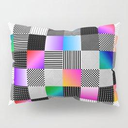 Mondrian Couture Pillow Sham