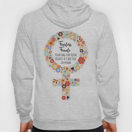 Fearless Female Hoody