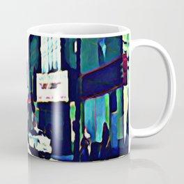 Street Scene No. 1 Coffee Mug