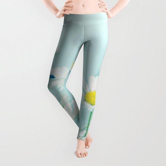 Dancing Daisies Leggings
