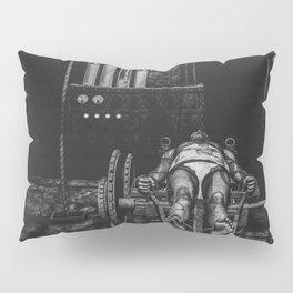 Frankenstein's Monster In The Lab Pillow Sham