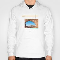 parks Hoodies featuring National Parks: Arches by Roadtrippers