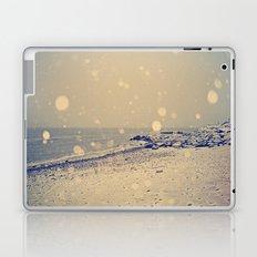 Snowy Beach II Laptop & iPad Skin