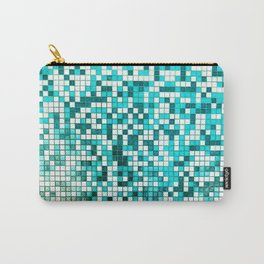 Pool Tiles Carry-All Pouch