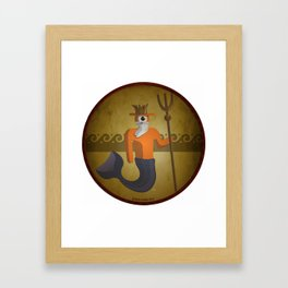 tr.eye.ton Framed Art Print