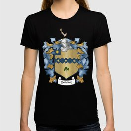 Thompson Crest and Tartan T-shirt
