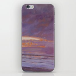 New Year's Day Sunset iPhone Skin