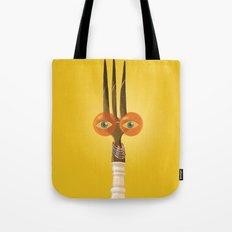 Fork Mummy Tote Bag