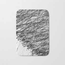 Connection Minimal Painting Bath Mat