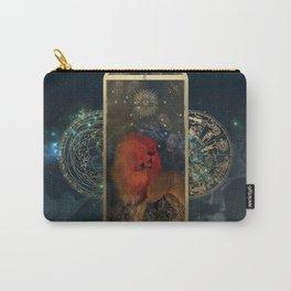Zodiac : Leo Carry-All Pouch