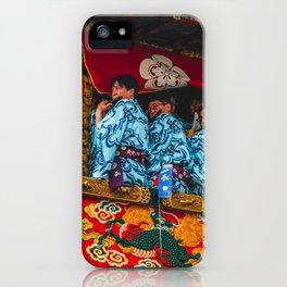 Gion Matsuri Festival, Japan iPhone Case