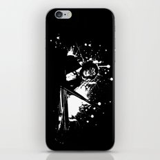 pianomonkey iPhone & iPod Skin