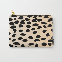 Leopard animal print Carry-All Pouch
