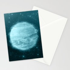 Ice Planet Stationery Cards