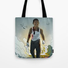 The Butler of White House Down Tote Bag