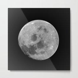 Goodnight, Moon. Metal Print