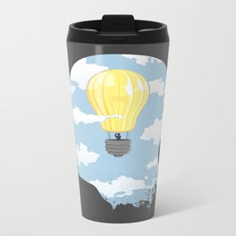 Bright Idea Metal Travel Mug