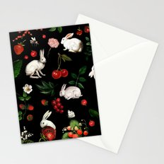 Sweet Bunnies Stationery Cards